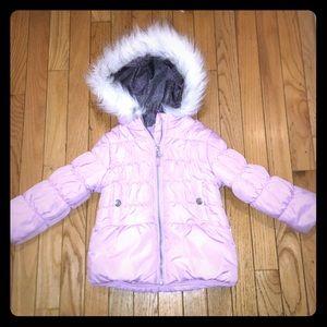Toddler Girls Puffer Jacket Size 3T